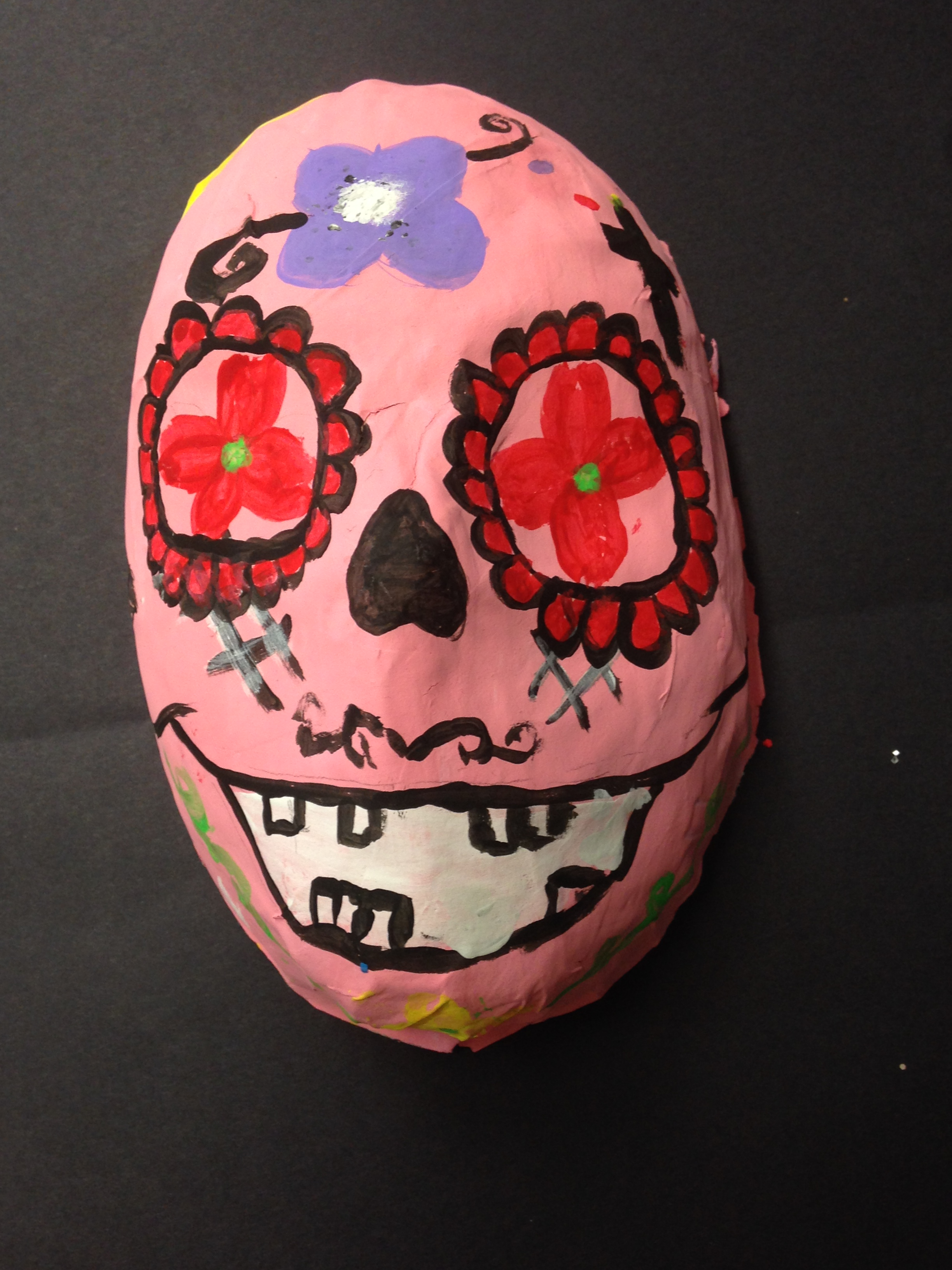 the smartteacher resource 3d paper mache day of the dead