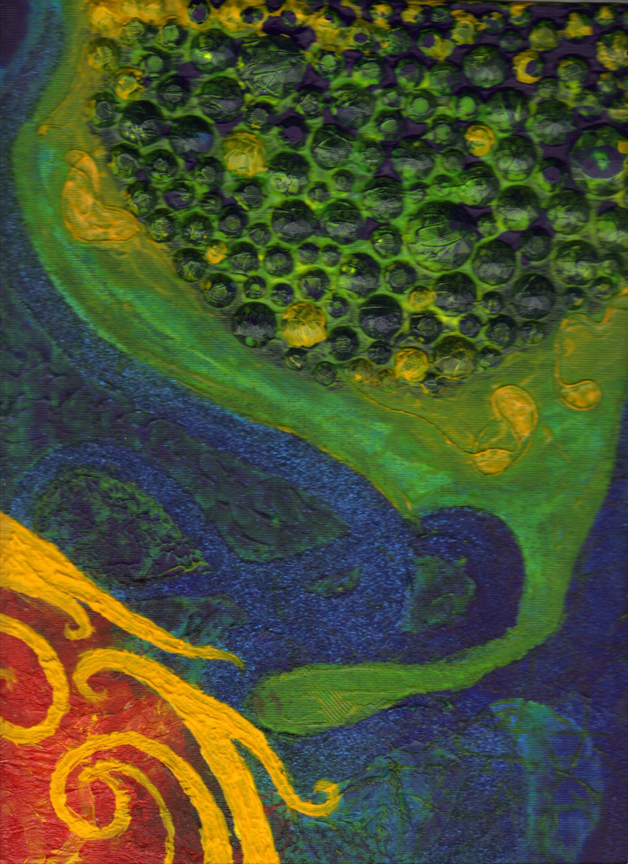 the smartteacher resource  aerial photo abstract acrylic