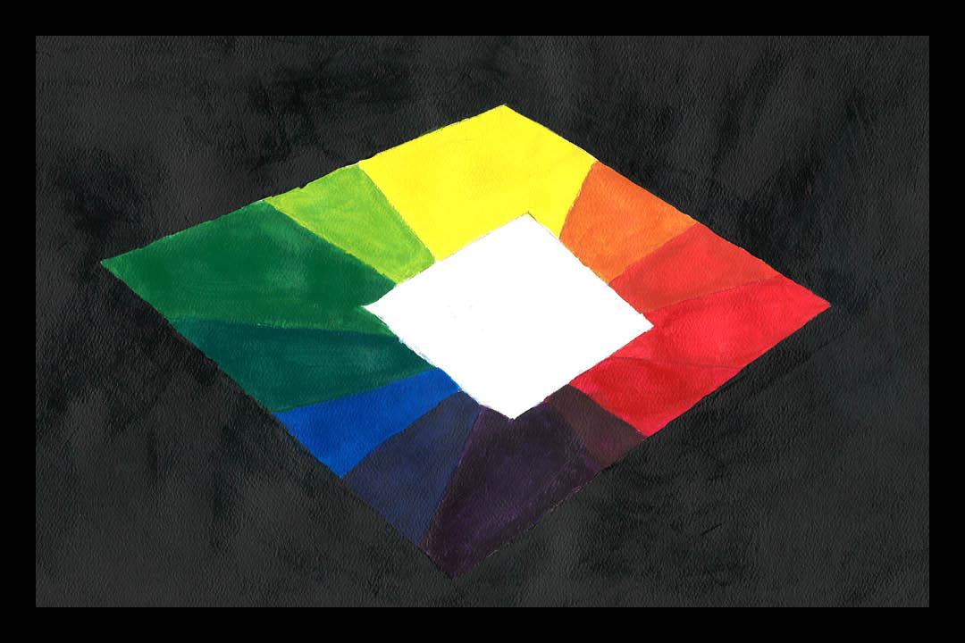 The Smartteacher Resource Acrylic Color Wheels