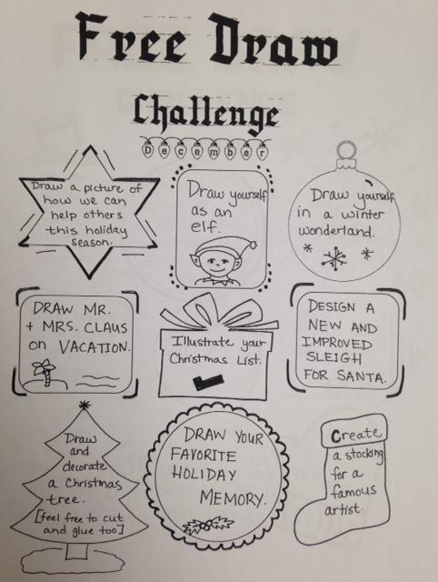 The Smartteacher Resource December Free Draw Challenge