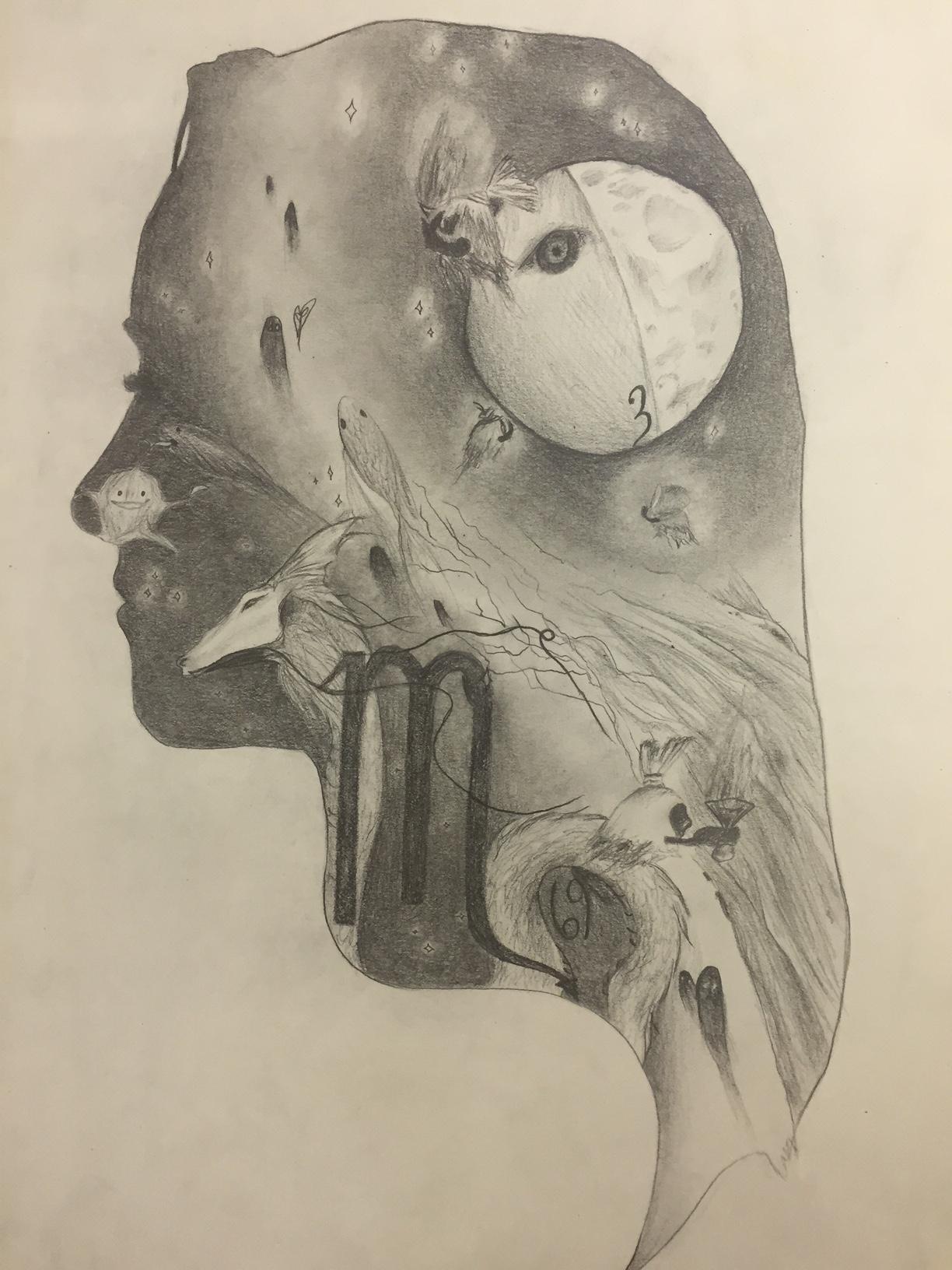 Brain Storm Art