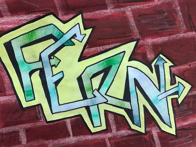 the smartteacher resource graffitti art names