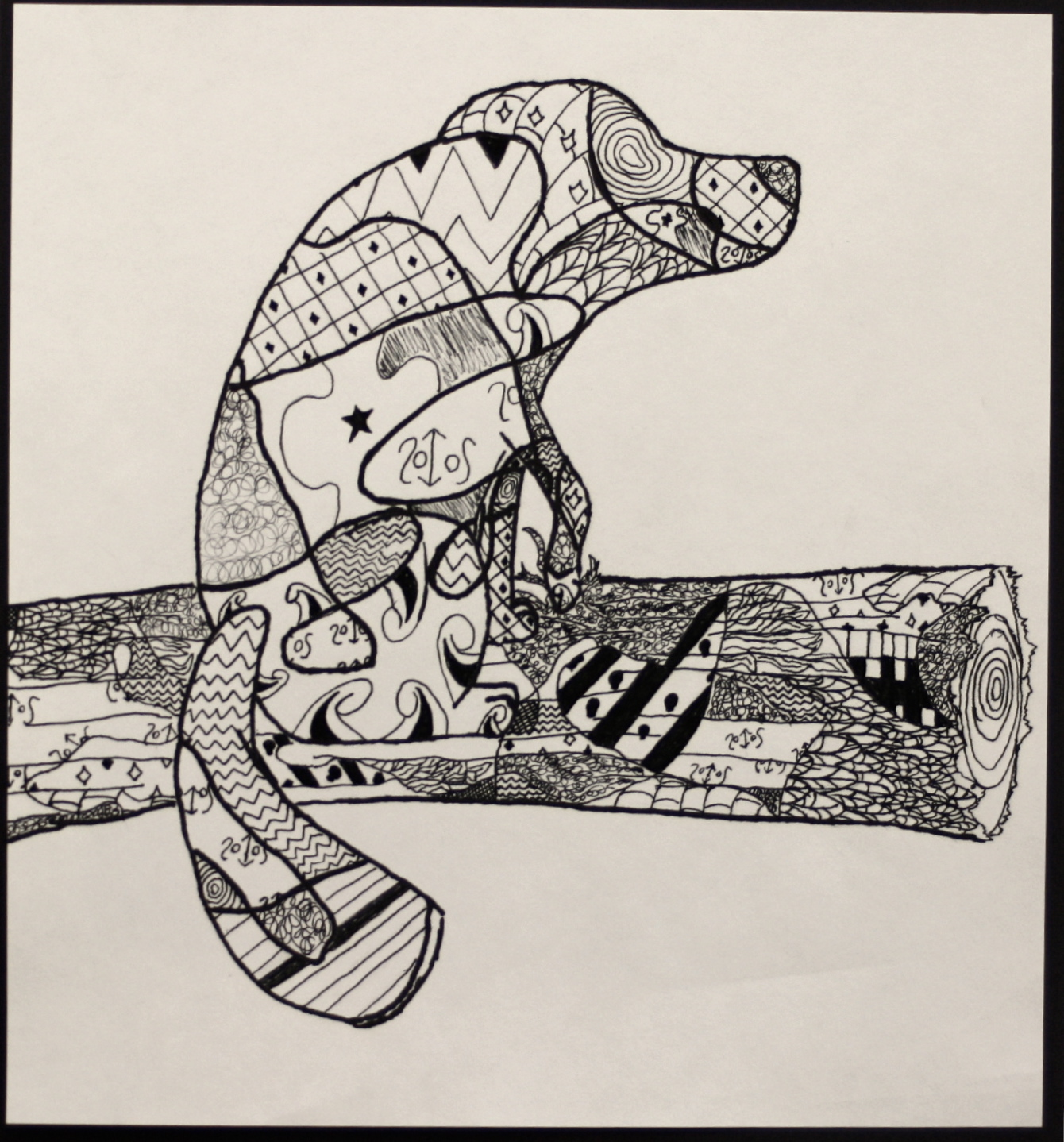 Line Drawing Zentangle : The smartteacher resource zentangle drawings