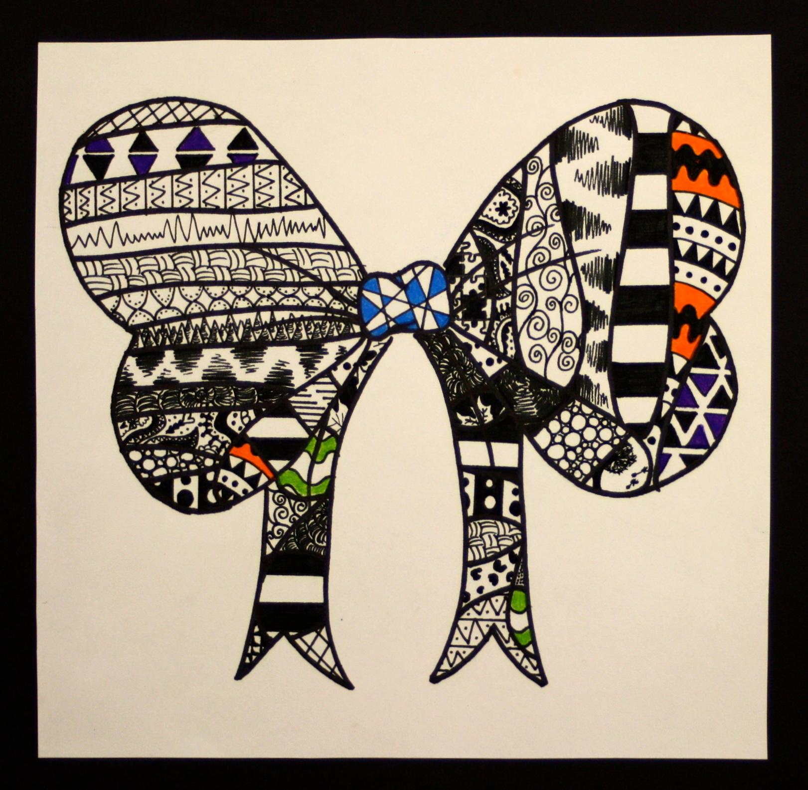 Art Design Drawing : The smartteacher resource zentangle drawings