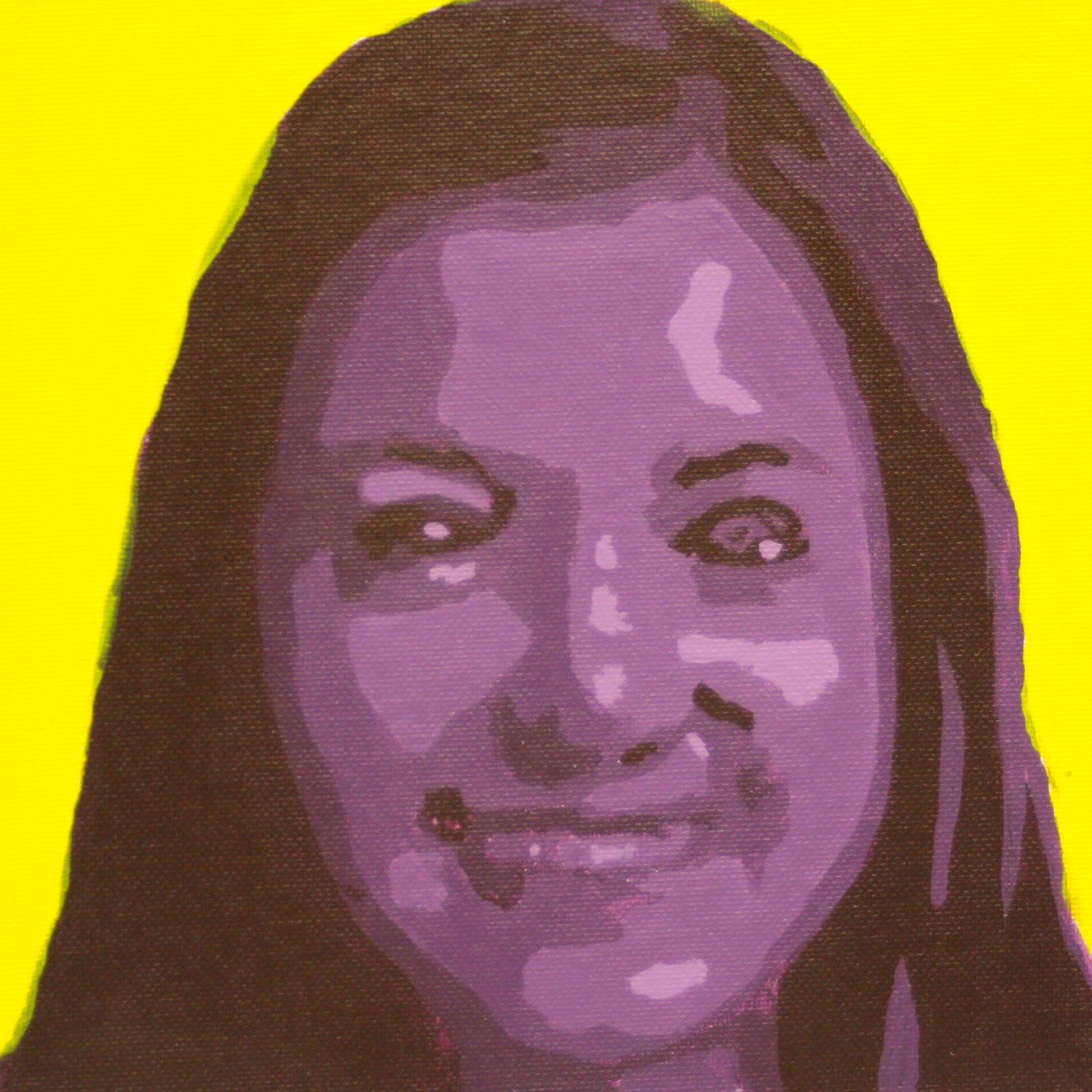 The smARTteacher Resource: Monochromatic Portrait paintings