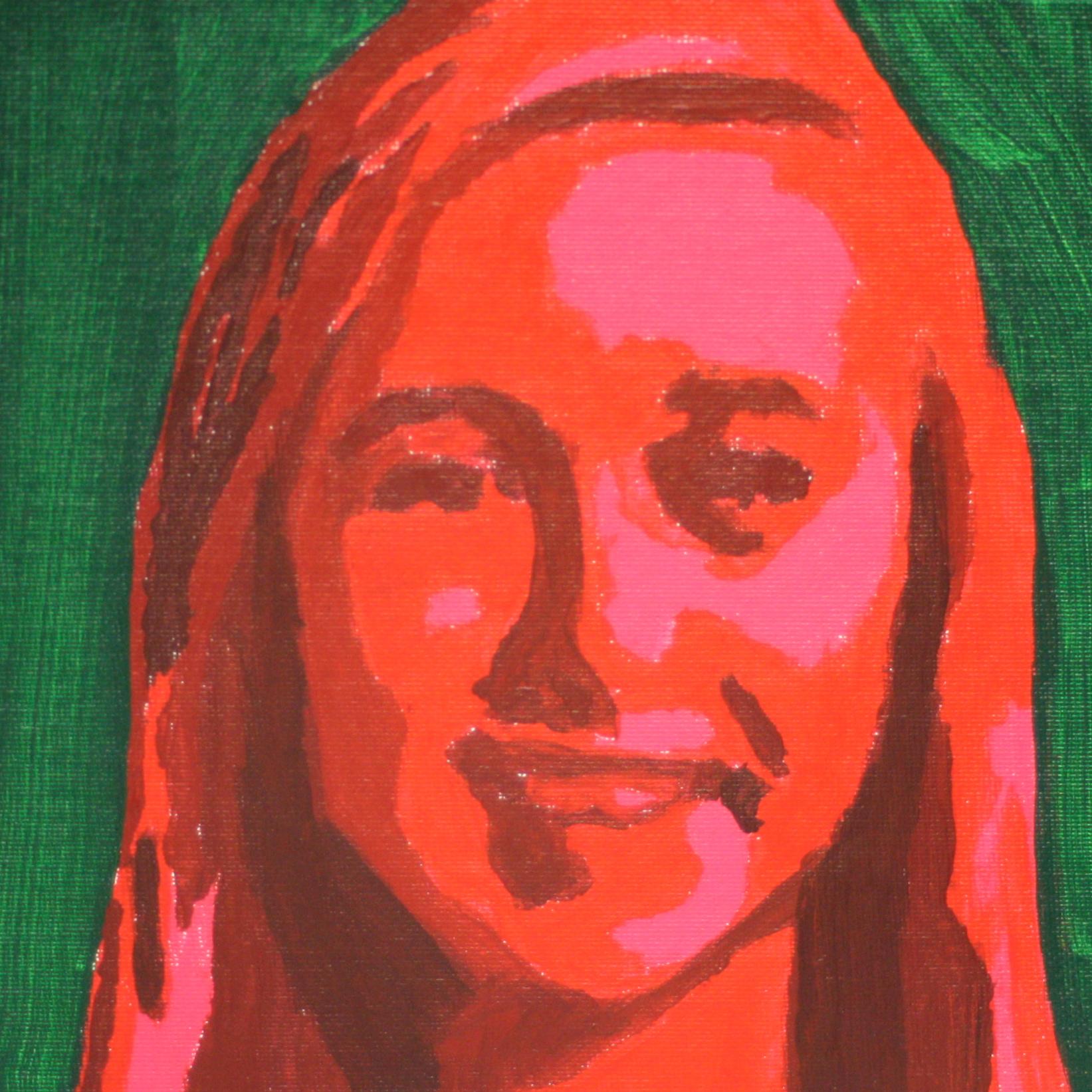 The SmARTteacher Resource Monochromatic Portrait Paintings