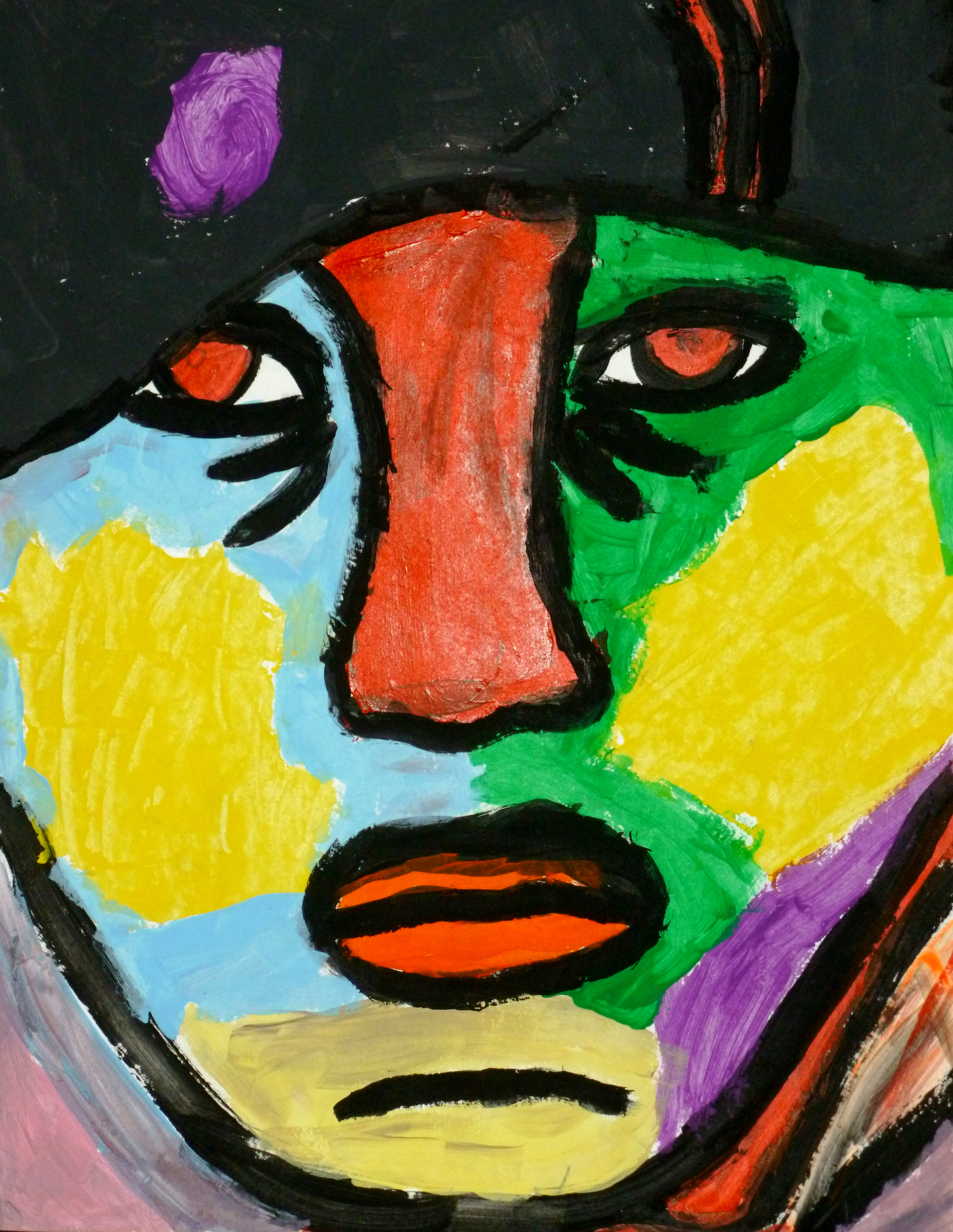 the smartteacher resource  francoise nielly  palette knife