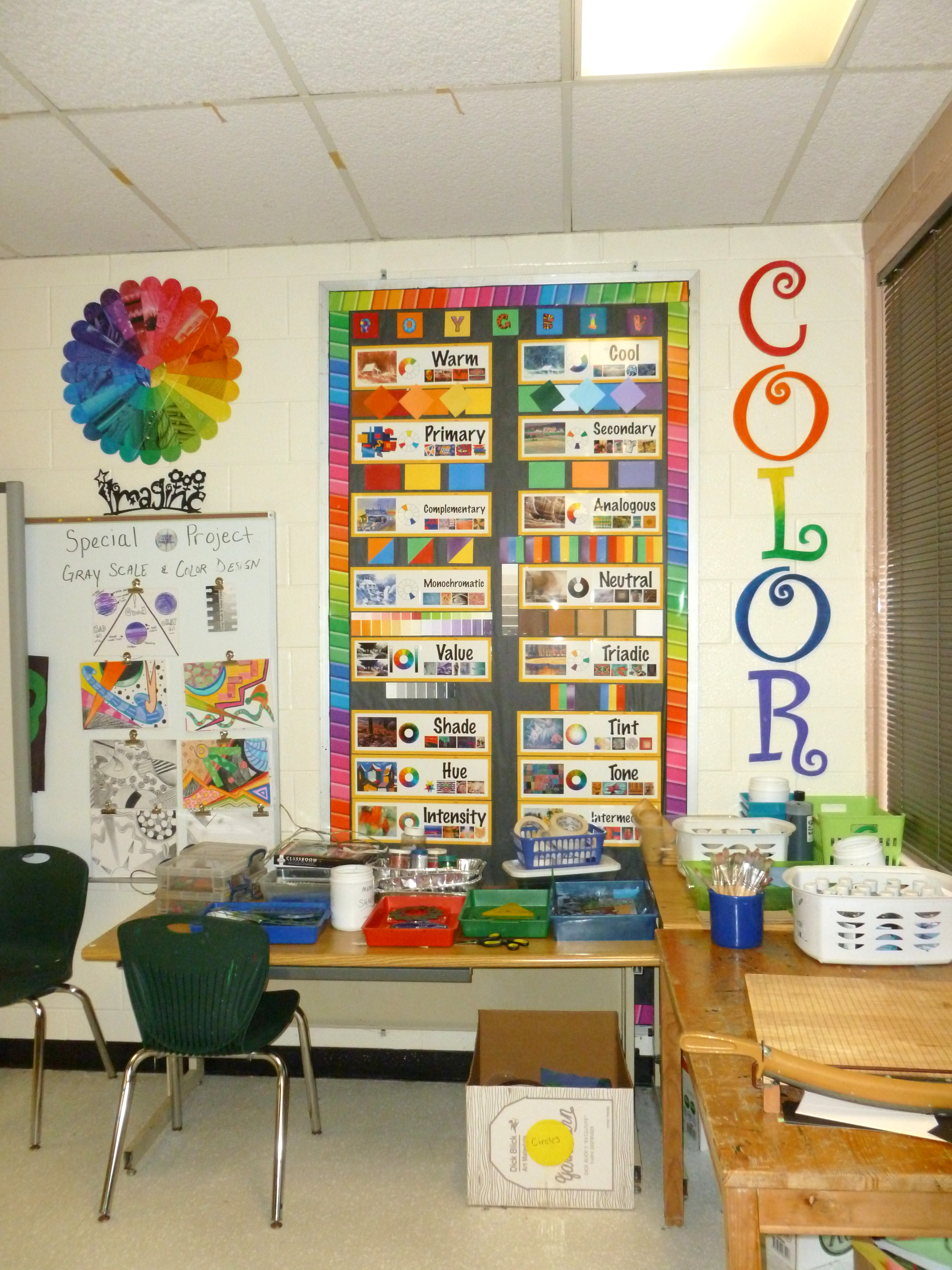Classroom Art Ideas ~ The smartteacher resource mrs hulsey s art room