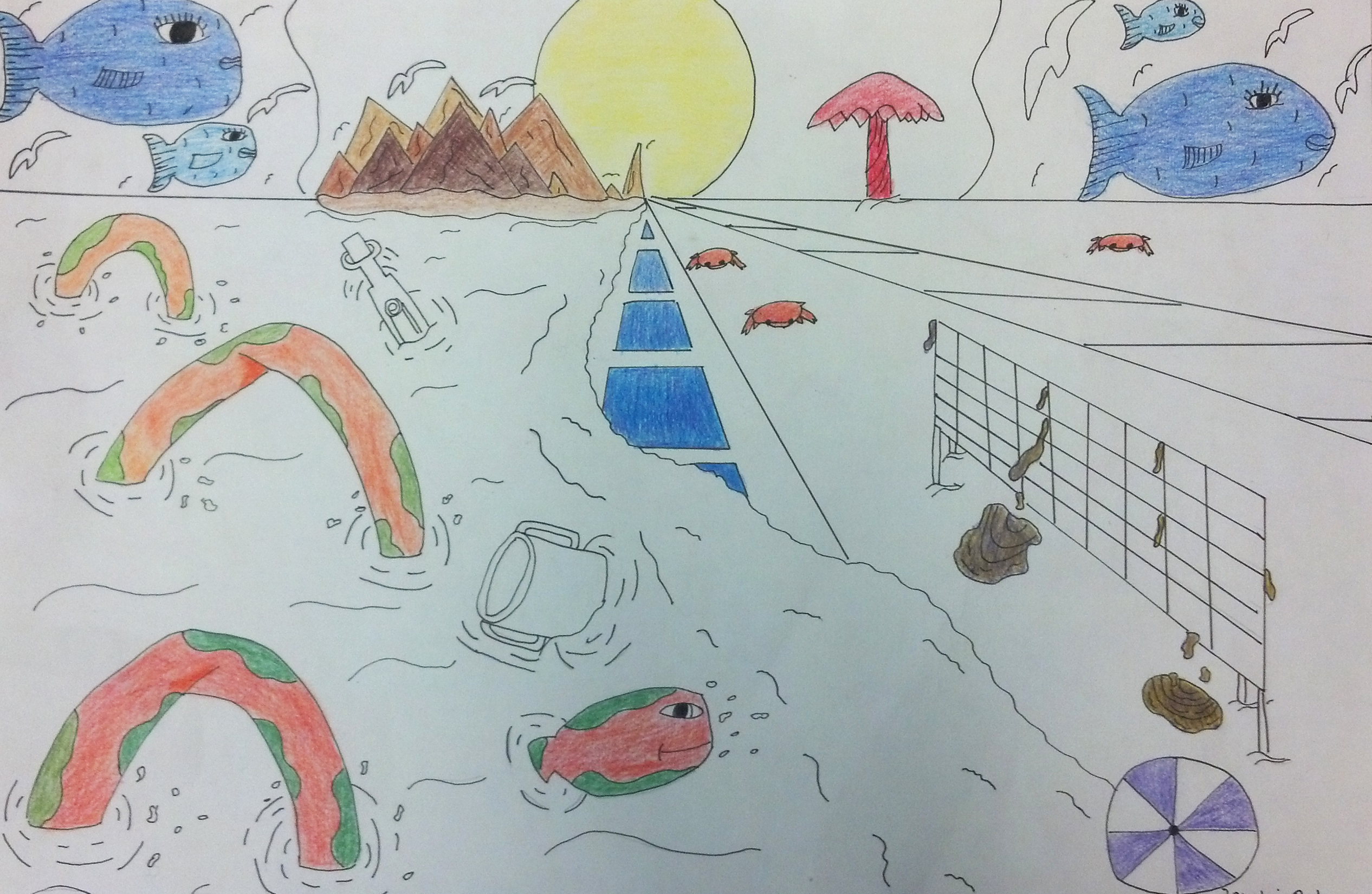 The Smartteacher Resource Surrealistic Perspective Lesson