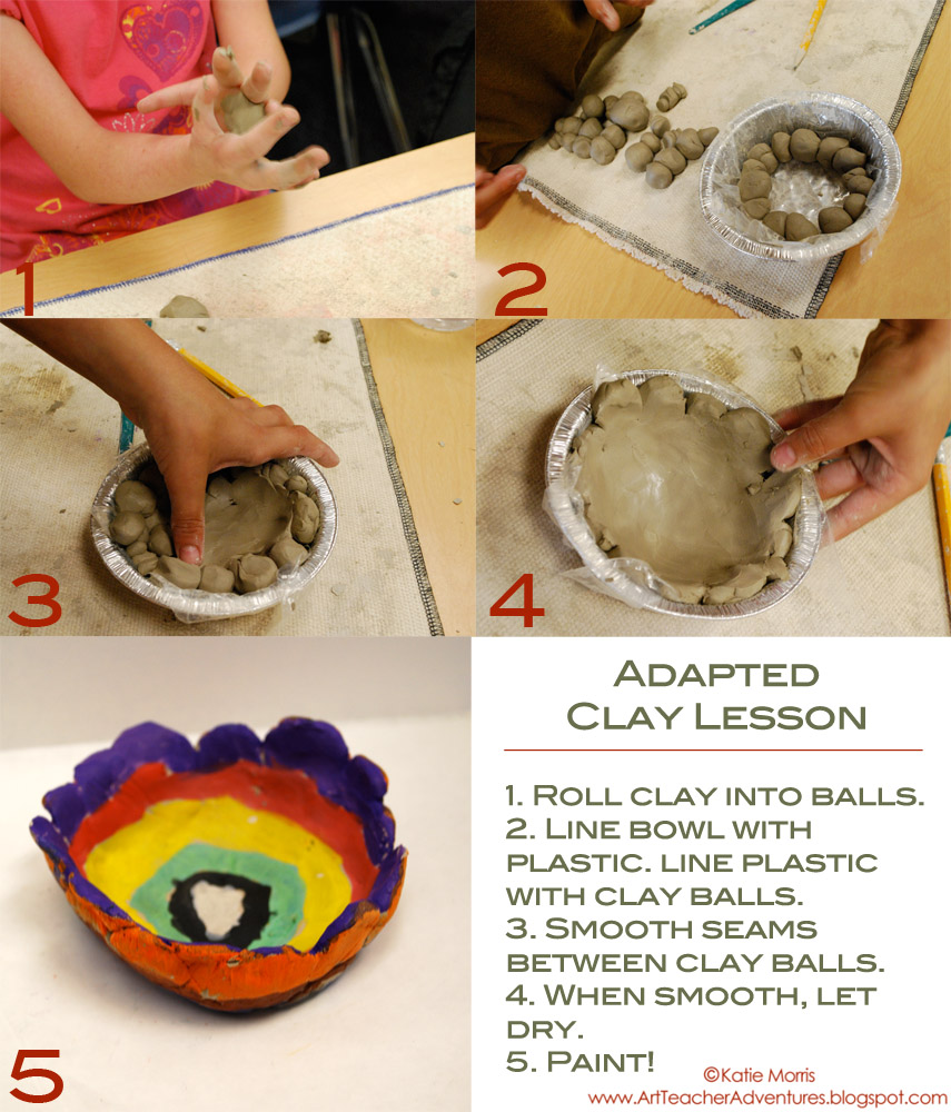 The Smartteacher Resource Adapted Clay Lesson