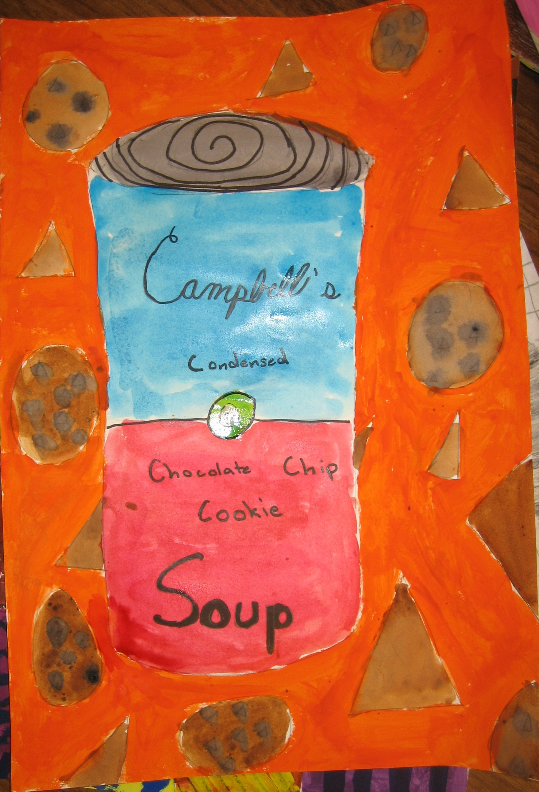 andy warhol soup cans meaning