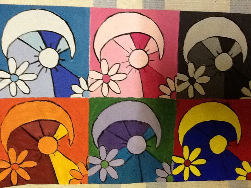 Students Will Study How The Color Wheel Works To Help Create Schemes Learn Mix Secondaries Tertiary And Neutral Colors From