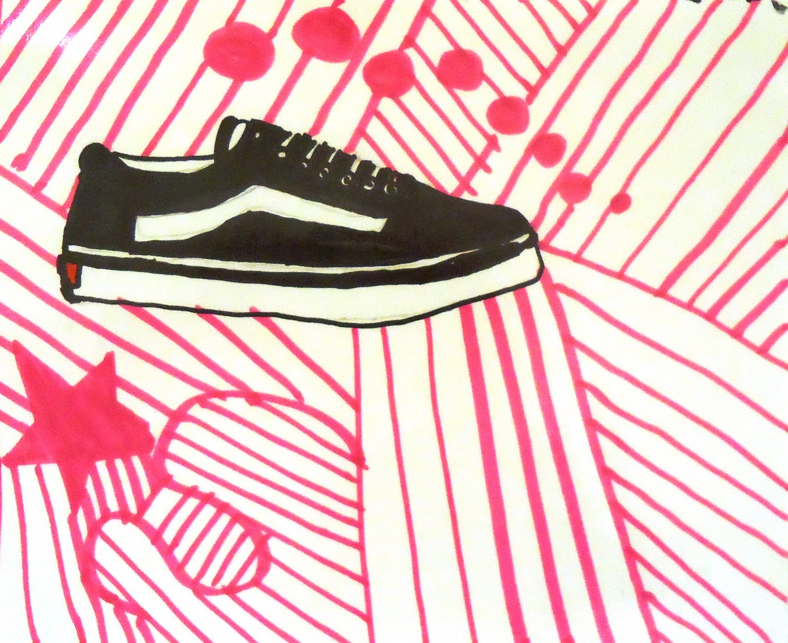 Contour Line Drawing Shoes Lesson Plan : The smartteacher resource contour line dream shoes