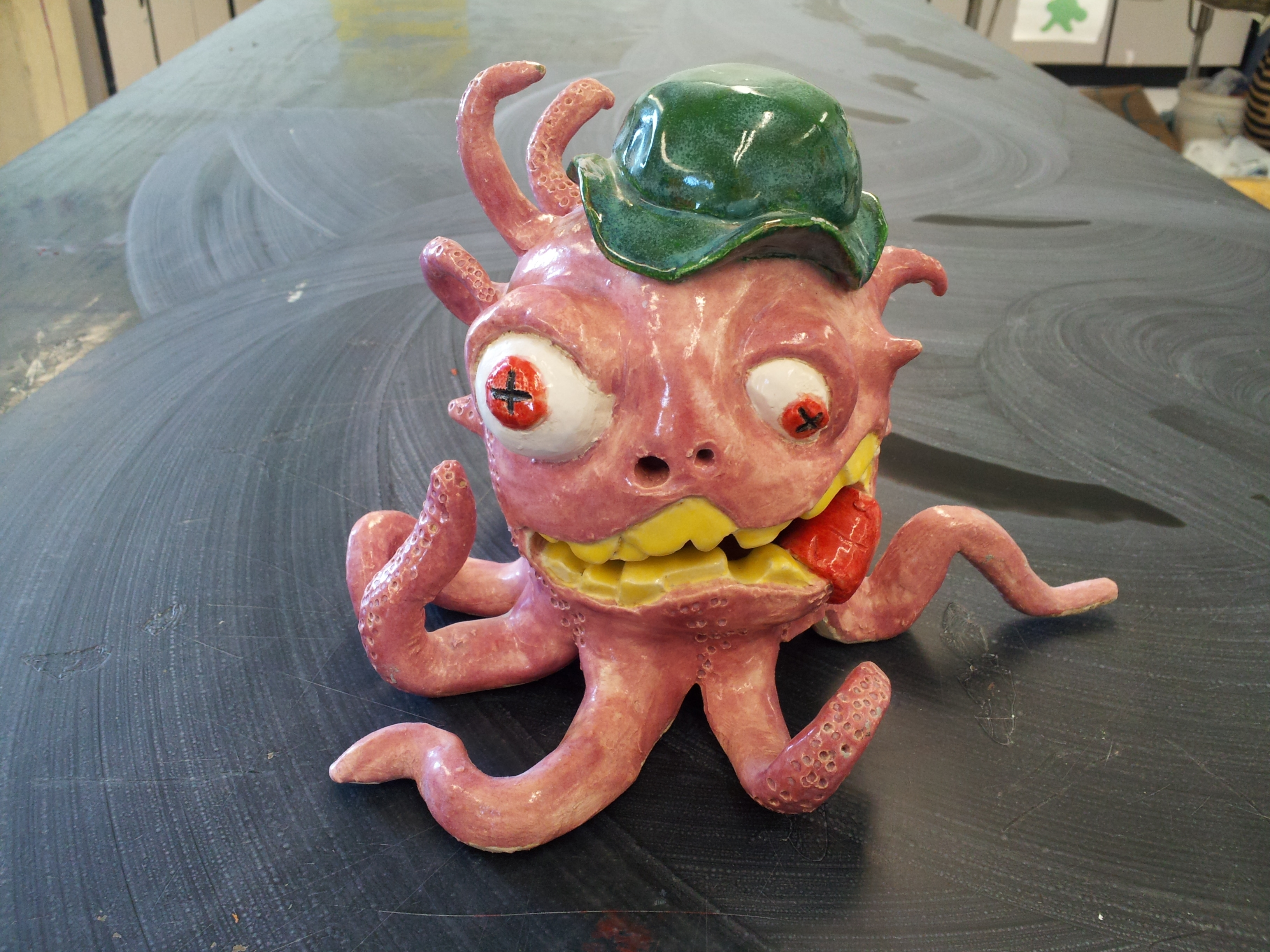 The Smartteacher Resource Ceramic Monster